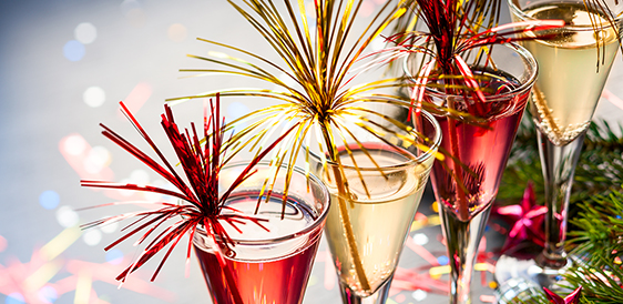 LET US HOST YOUR HOLIDAY PARTY